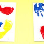 Les oeuvres des enfants
